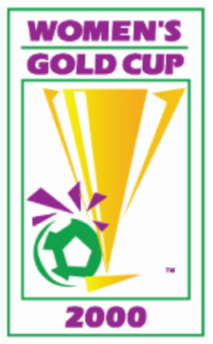 2000 CONCACAF Women's Gold Cup - Image: 2000 CONCACAF Women's Gold Cup