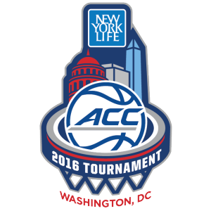 2016 ACC Men's Basketball Tournament - 2016 ACC Tournament Logo