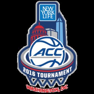 2016 ACC Men's Basketball Tournament - 2016 ACC Tournament Logo