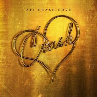 Crash Love - Image: AFI Crash Love cover