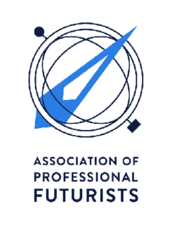 Association of Professional Futurists global community of futurists formed in 2002 to credential practicing futurists, advance professional excellence and promote foresight