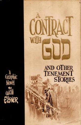 A Contract with God - First trade paperback edition Baronet Books, 1978