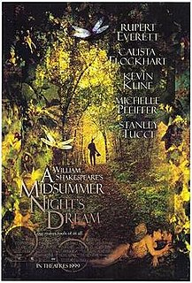 <i>A Midsummer Nights Dream</i> (1999 film) 1999 film by Michael Hoffman
