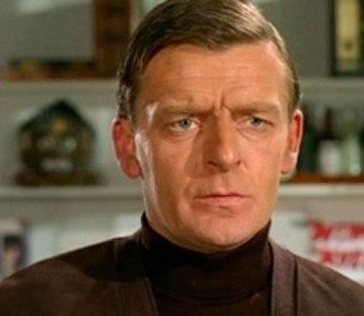 Neil Hallett - in The Avengers episode: The Winged Avenger (1967)