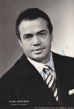 Aldo Bertocci - Aldo Bertocci
