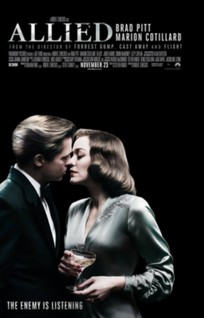 Picture of a movie: Allied