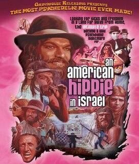 <i>An American Hippie in Israel</i> 1972 film