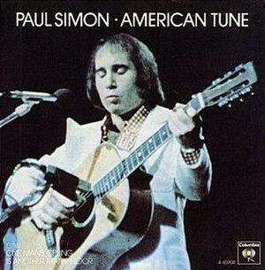 American Tune - Image: American Tune cover