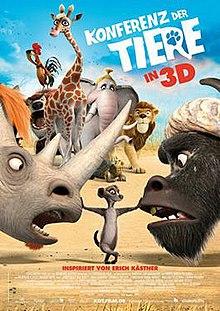 animals united poster tiere film movies der animation konferenz animazione wikipedia hayvanlar sevimli los animaux cie animales ataque africa tappe