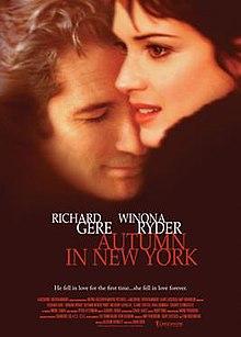 Autumn in New York movie