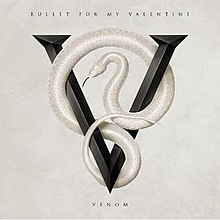 Studio Album By Bullet For My Valentine