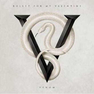 Venom (Bullet for My Valentine album) - Image: BFMV Venom