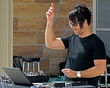 BT (musician) performing at GearFest 2011.jpg