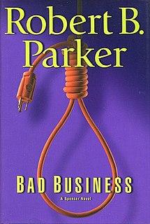 <i>Bad Business</i> (novel)
