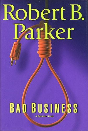 Bad Business (novel) - First edition