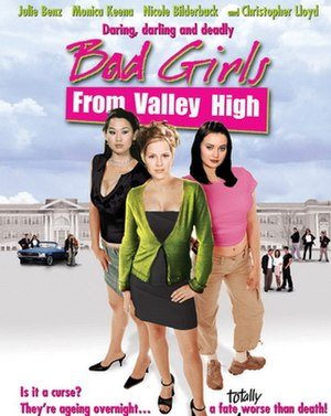 Bad Girls from Valley High - Image: Bad Girls from Valley High