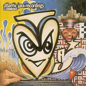 Atlantic Jaxx Recordings: A Compilation - Image: Basement Jaxx Atlantic Jaxx Recordings