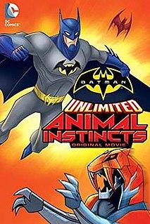 <i>Batman Unlimited: Animal Instincts</i> 2015 film