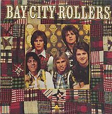 rollers bay city rollers saturday night. Black Bedroom Furniture Sets. Home Design Ideas