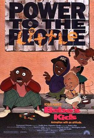 Bébé's Kids - Theatrical release poster