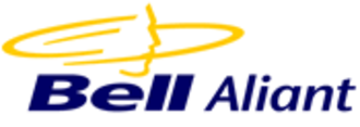 Bell Aliant - Bell Aliant logo used until August 2008