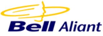 Bell Aliant - Bell Aliant logo used until August 2008