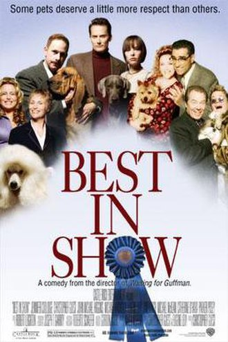 Best in Show (film) - Theatrical release poster