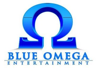 Blue Omega - Image: Blue Omega Entertainment Logo
