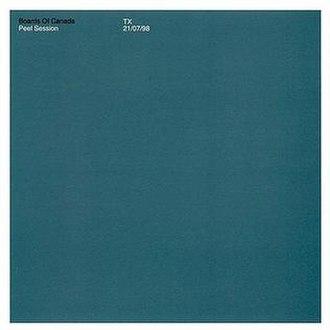 Peel Session TX 21/07/1998 - Image: Boardsofcanadapeelse ssion