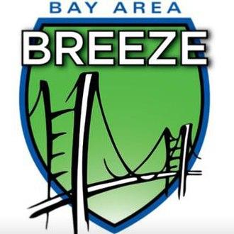 Bay Area Breeze - Image: Breeze Logo