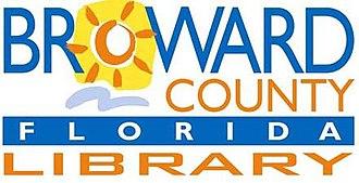 Broward County Library - Image: Broward County Library Logo