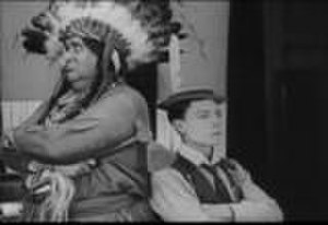 The Paleface (1922 film) - Image: Buster Keaton The Paleface