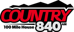 CKBX - Image: CKBX country 840am logo