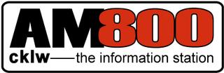 CKLW Radio station in Windsor, Ontario, Canada