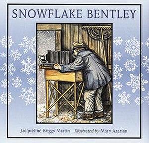 Snowflake Bentley (book) - Snowflake Bentley