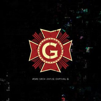 Capital G - Image: Capital G (Nine Inch Nails single cover art)