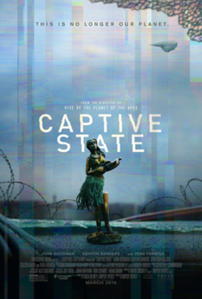 Picture of a movie: Captive State