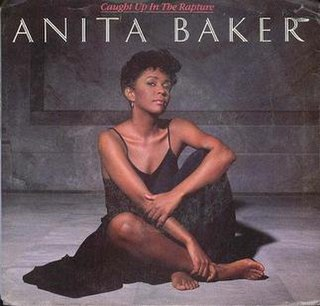 Caught Up in the Rapture single by Anita Baker