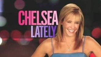 Chelsea Lately - Original Chelsea Lately intertitle