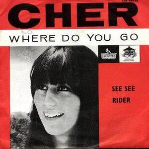 Where Do You Go (Cher song) - Image: Cherwdyg