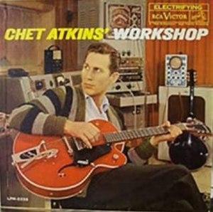 Chet Atkins' Workshop - Image: Chet Atkins Workshop