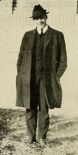Clark Shaughnessy - Shaughnessy during his first season at Tulane in 1915