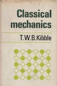 Classical Mechanics (Kibble and Berkshire book).jpg