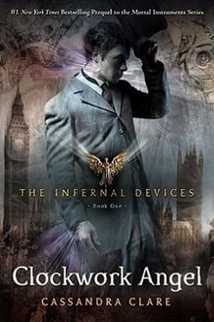 Clockwork Angel - Cover of the 2011 edition of Clockwork Angel