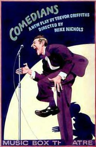 James McMullan - McMullan's first theatrical poster