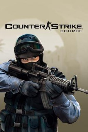 Counter-Strike: Source - Image: Counter Strike Source (box art)