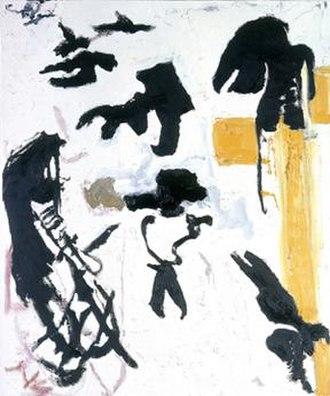 Captain Beefheart - Cross Poked Shadow of a Crow No. 1 (1990)