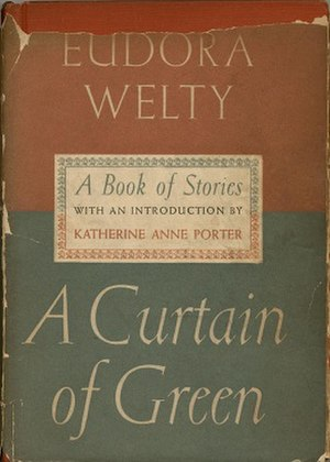 A Curtain of Green - First edition cover