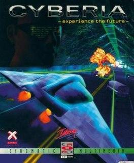 <i>Cyberia</i> (video game)