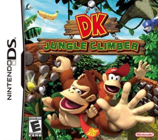 <i>DK Jungle Climber</i> 2007 platform video game